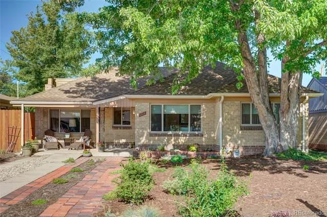 2909 Ivanhoe Street, Denver, CO 80207 (#5422887) :: Wisdom Real Estate