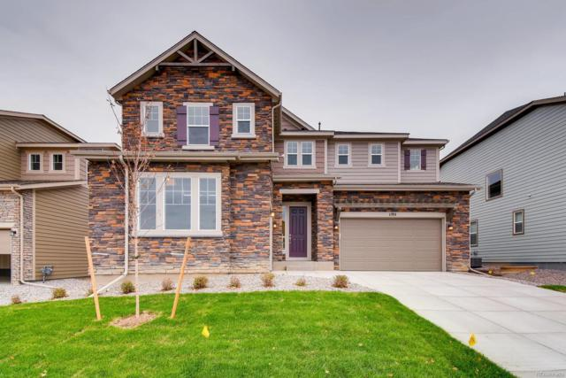 1195 Fox Hills Court, Erie, CO 80516 (#5422918) :: The HomeSmiths Team - Keller Williams