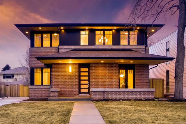924 Krameria Street, Denver, CO 80220 (#5423163) :: The Griffith Home Team