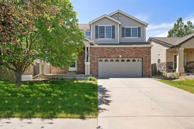 13960 E 104th Drive, Commerce City, CO 80022 (#5423225) :: 5281 Exclusive Homes Realty