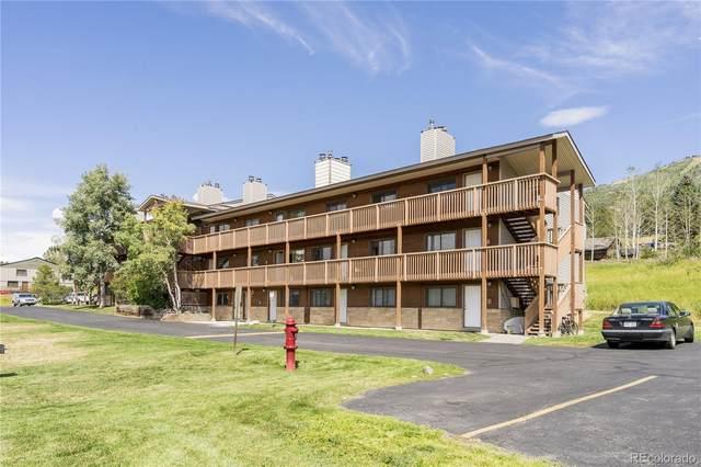 3170 Columbine Drive #32, Steamboat Springs, CO 80487 (MLS #5423255) :: 8z Real Estate