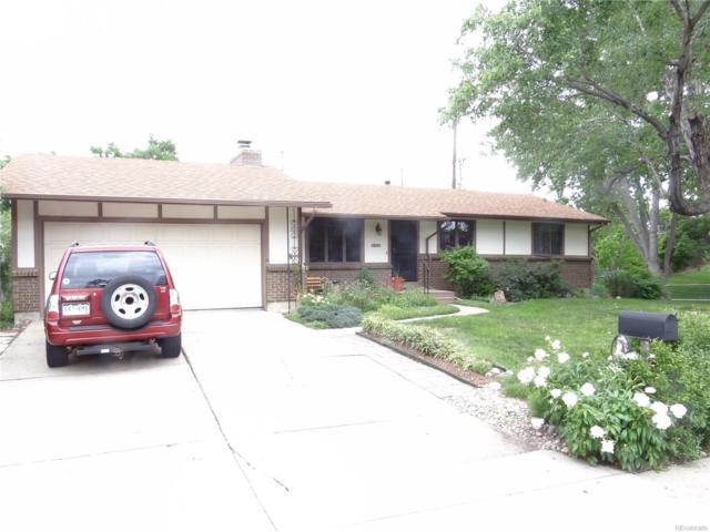 1820 S Garrison Street, Lakewood, CO 80232 (#5423336) :: Wisdom Real Estate