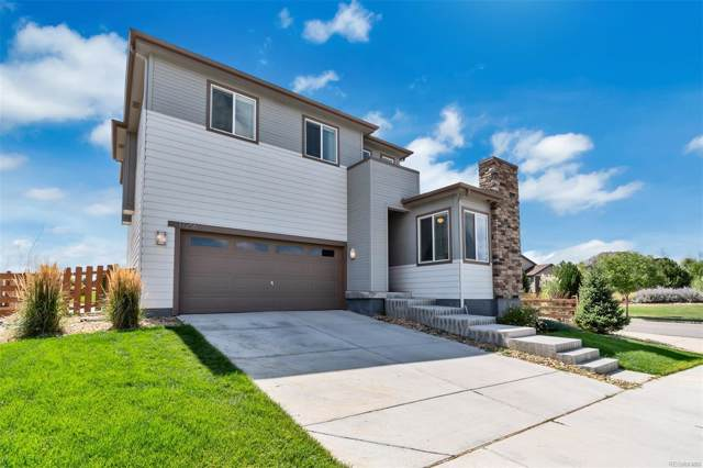 17256 E 108th Place, Commerce City, CO 80022 (MLS #5423455) :: 8z Real Estate