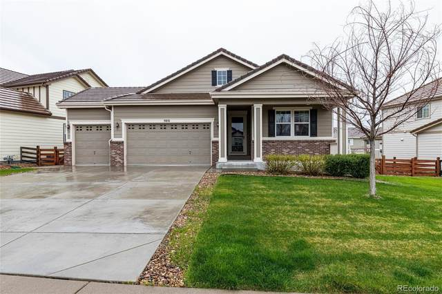 5051 S Netherland Way, Centennial, CO 80015 (#5423501) :: Mile High Luxury Real Estate