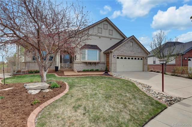 8198 S Sicily Court, Aurora, CO 80016 (#5423550) :: The Heyl Group at Keller Williams