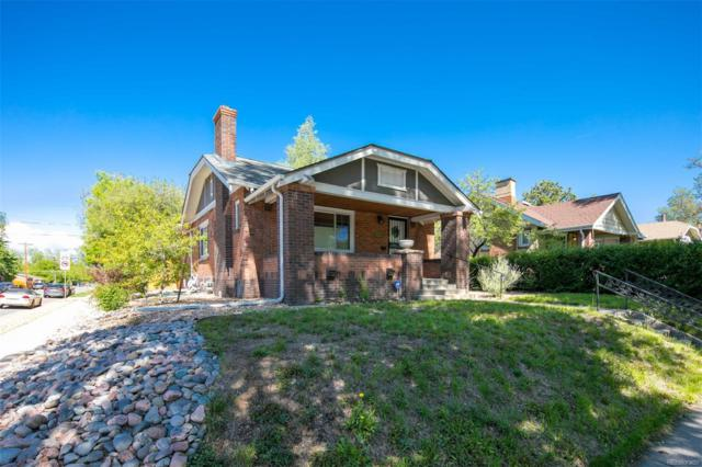 495 S University Boulevard, Denver, CO 80209 (#5423776) :: Real Estate Professionals