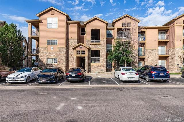 17555 Nature Walk Trail #201, Parker, CO 80134 (MLS #5424394) :: Bliss Realty Group