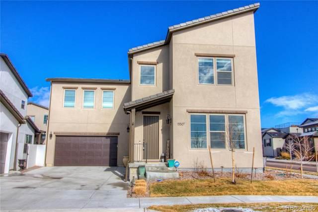 15507 W Vassar Avenue, Lakewood, CO 80228 (#5424591) :: The Griffith Home Team