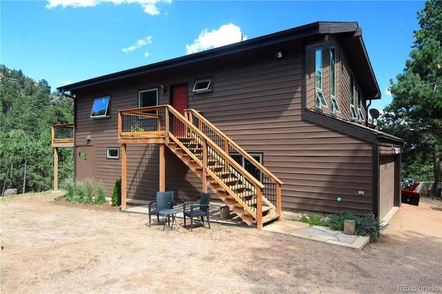 6581 Kilimanjaro Drive, Evergreen, CO 80439 (MLS #5424935) :: 8z Real Estate