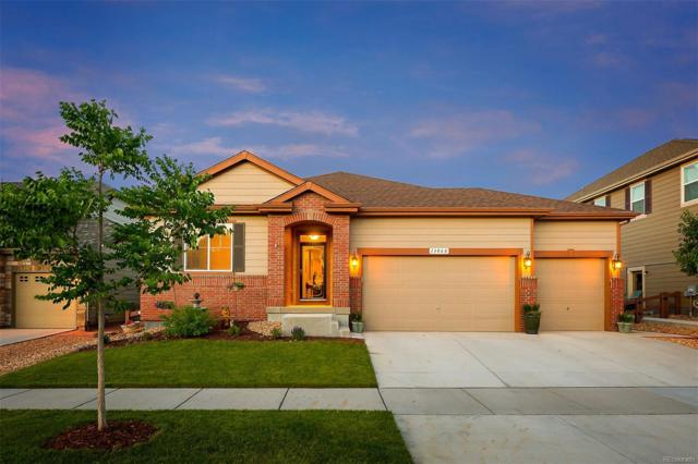 13060 Norway Maple Street, Parker, CO 80134 (#5426077) :: The Pete Cook Home Group