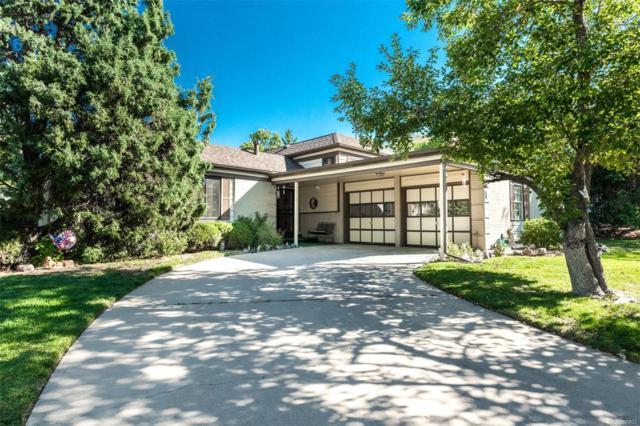 10805 E Wesley Place, Aurora, CO 80014 (#5426110) :: Wisdom Real Estate