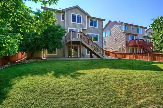 9700 S Johnson Street, Littleton, CO 80127 (#5426189) :: Finch & Gable Real Estate Co.