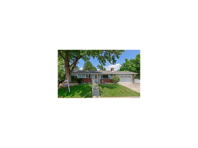 8005 E Jefferson Place, Denver, CO 80237 (MLS #5426302) :: 8z Real Estate