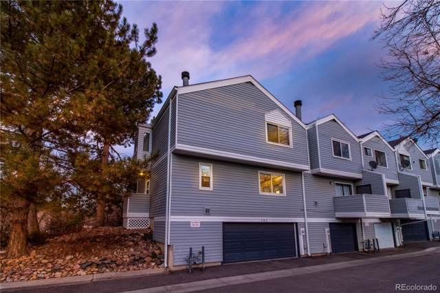 132 S Nome Street, Aurora, CO 80012 (#5426326) :: The Gilbert Group