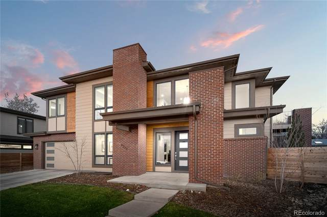 4264 E Dickenson Place, Denver, CO 80222 (#5426330) :: The DeGrood Team