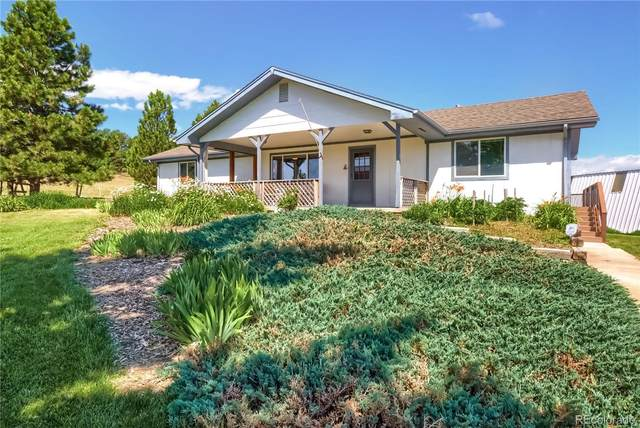 1251 Paddock Street, Elizabeth, CO 80107 (#5426357) :: The HomeSmiths Team - Keller Williams