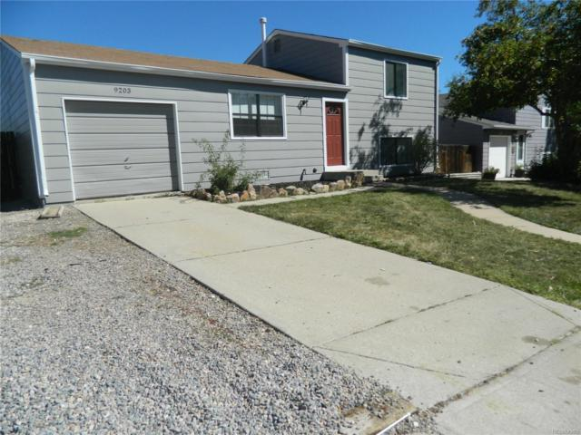 9203 W 100th Circle, Westminster, CO 80021 (#5426485) :: The City and Mountains Group