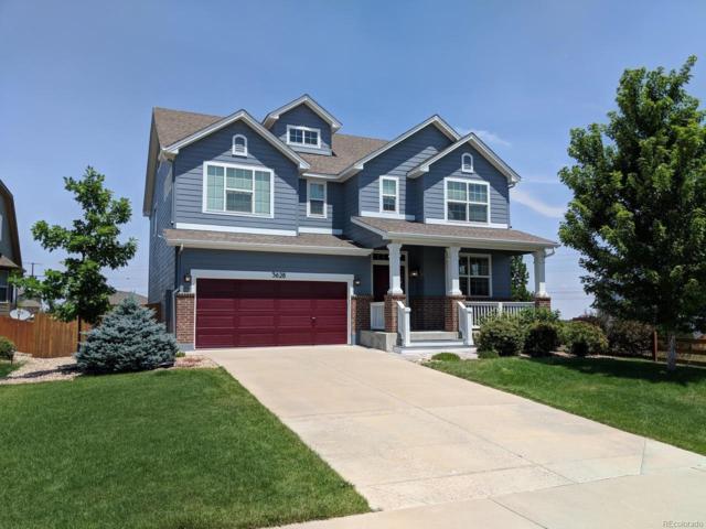 3628 Desert Ridge Place, Castle Rock, CO 80108 (#5426529) :: Colorado Home Finder Realty