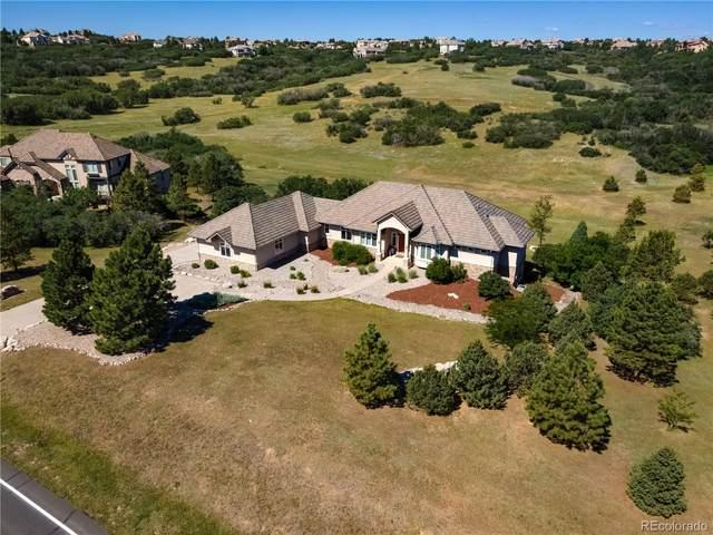 6329 Diamond Ridge Parkway, Castle Rock, CO 80108 (MLS #5426542) :: Keller Williams Realty