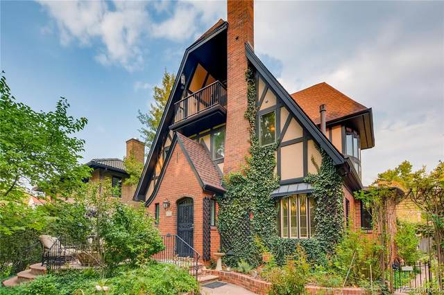 1060 S Gilpin Street, Denver, CO 80209 (#5427033) :: The Brokerage Group