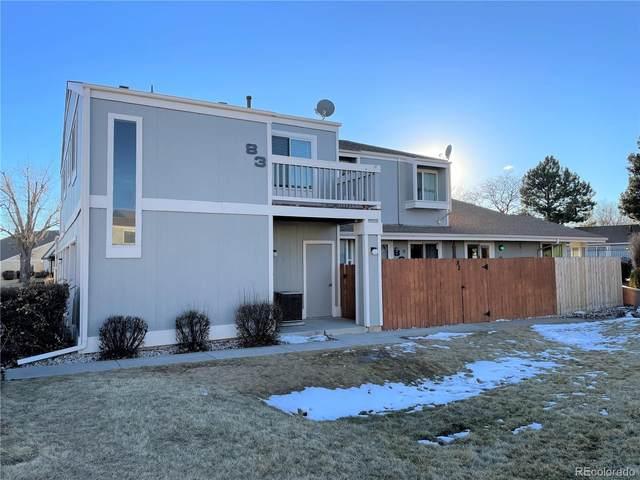 8762 Chase Drive #83, Arvada, CO 80003 (#5427170) :: The Harling Team @ HomeSmart