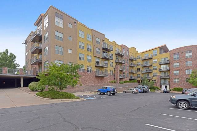 9079 E Panorama Circle #312, Englewood, CO 80112 (#5427679) :: Bring Home Denver with Keller Williams Downtown Realty LLC