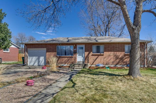 6818 Newman Street, Arvada, CO 80004 (#5427888) :: The Pete Cook Home Group
