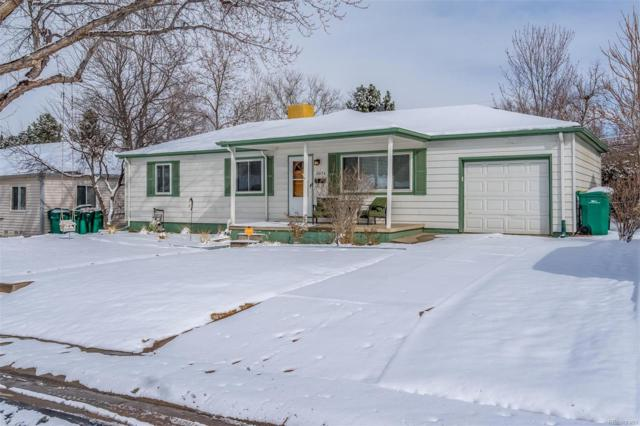 3074 S Kearney Street, Denver, CO 80222 (#5427914) :: ParkSide Realty & Management