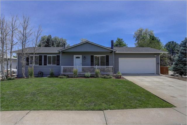 6496 S Dexter Street, Centennial, CO 80121 (#5428096) :: The Galo Garrido Group