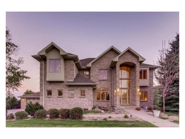 16444 W 52nd Place, Golden, CO 80403 (MLS #5428286) :: 8z Real Estate
