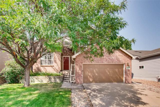 2690 S Howell Street, Lakewood, CO 80228 (#5428698) :: The Griffith Home Team
