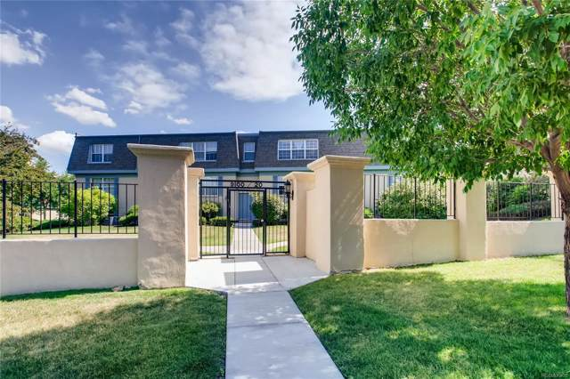 9100 E Girard Avenue #12, Denver, CO 80231 (MLS #5428848) :: Keller Williams Realty