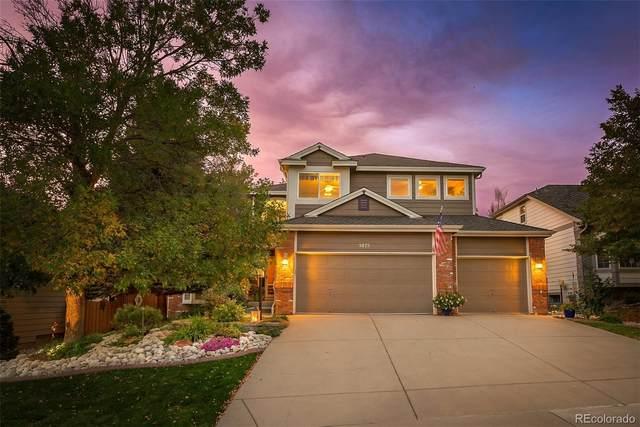 5875 S Ensenada Street, Aurora, CO 80015 (MLS #5428985) :: Neuhaus Real Estate, Inc.