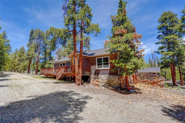 455 Hemlock Drive, Leadville, CO 81251 (#5429548) :: Compass Colorado Realty