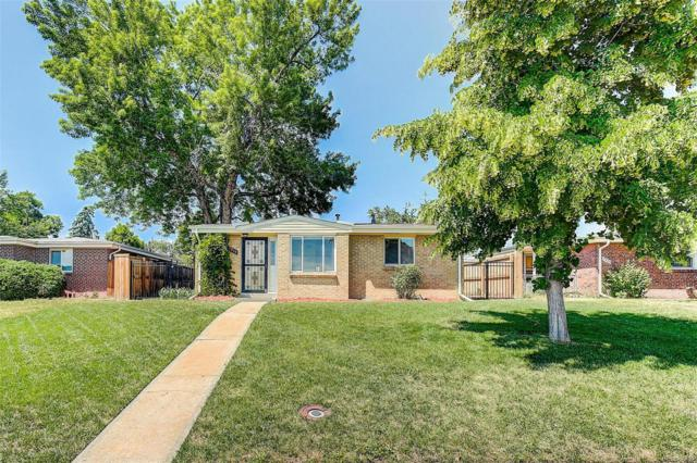 7315 Richthofen Place, Denver, CO 80220 (#5429579) :: Bring Home Denver