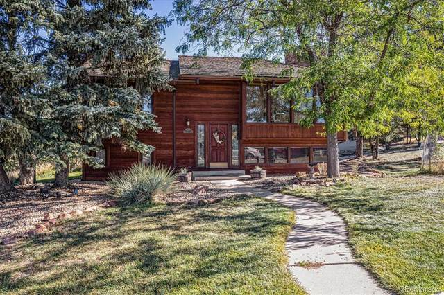 6136 Stormy Mountain Court, Parker, CO 80134 (#5429666) :: The DeGrood Team