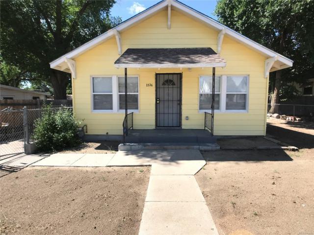1536 E 4th Street, Pueblo, CO 81001 (MLS #5429684) :: 8z Real Estate