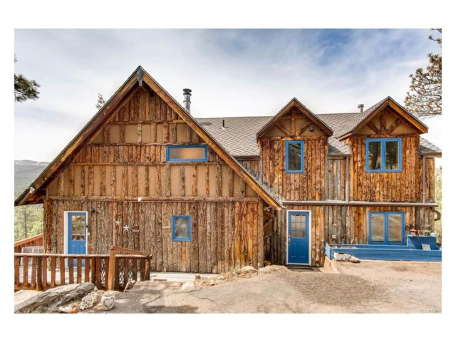 4903 S Indian Trail, Evergreen, CO 80439 (MLS #5429701) :: 8z Real Estate