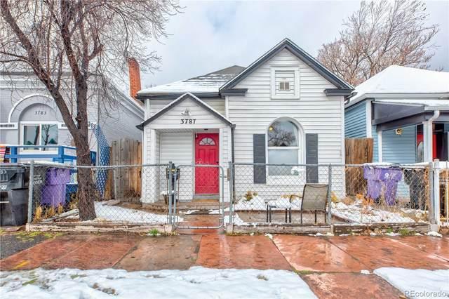 3787 N Franklin Street, Denver, CO 80205 (MLS #5429720) :: The Sam Biller Home Team