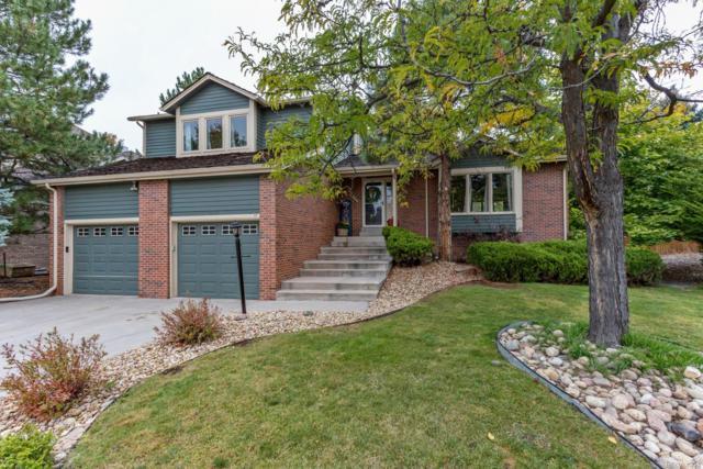 16837 E Crestline Place, Centennial, CO 80015 (#5429782) :: Wisdom Real Estate