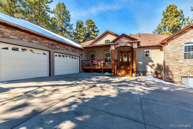 7805 Inca Road, Larkspur, CO 80118 (#5429866) :: 5281 Exclusive Homes Realty