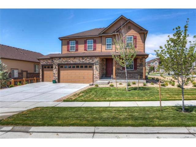 7251 S Old Hammer Way, Aurora, CO 80016 (MLS #5430005) :: 8z Real Estate