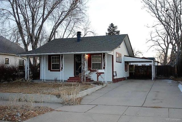 3746 S Bannock Street, Englewood, CO 80110 (#5430203) :: The Sold By Simmons Team