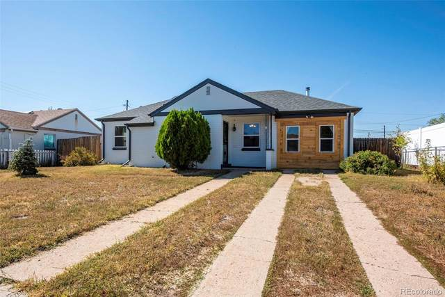 3905 N Harrison Street, Denver, CO 80205 (#5430336) :: The Griffith Home Team