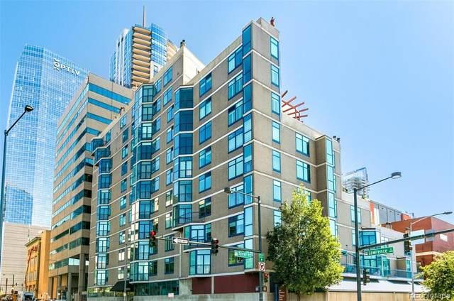 1350 Lawrence Street 4B, Denver, CO 80204 (#5430358) :: Bring Home Denver with Keller Williams Downtown Realty LLC
