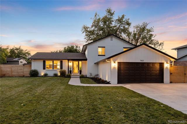 7433 S Marion Street, Centennial, CO 80122 (#5430648) :: Venterra Real Estate LLC