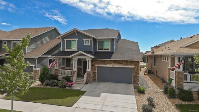 8430 Gardenia Street, Arvada, CO 80005 (#5430666) :: The Heyl Group at Keller Williams