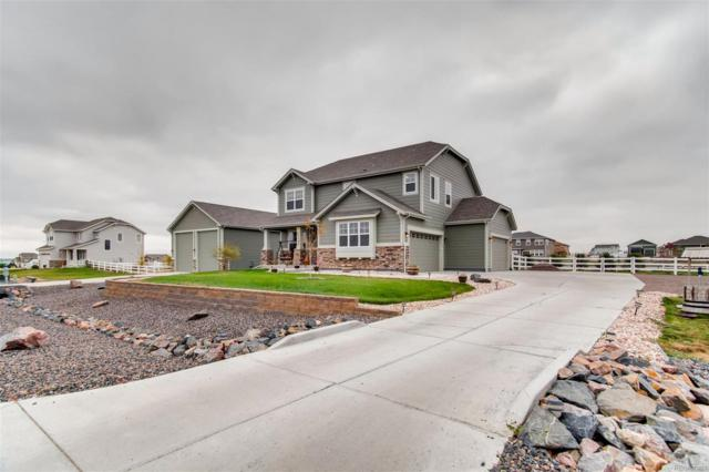 11550 E 163rd Court, Brighton, CO 80602 (#5431488) :: The Healey Group