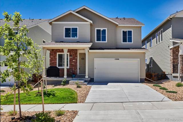 15266 W 93rd Avenue, Arvada, CO 80007 (MLS #5432287) :: 8z Real Estate