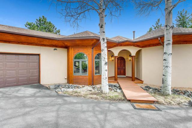7502 S Sourdough Drive, Morrison, CO 80465 (#5432351) :: The Peak Properties Group